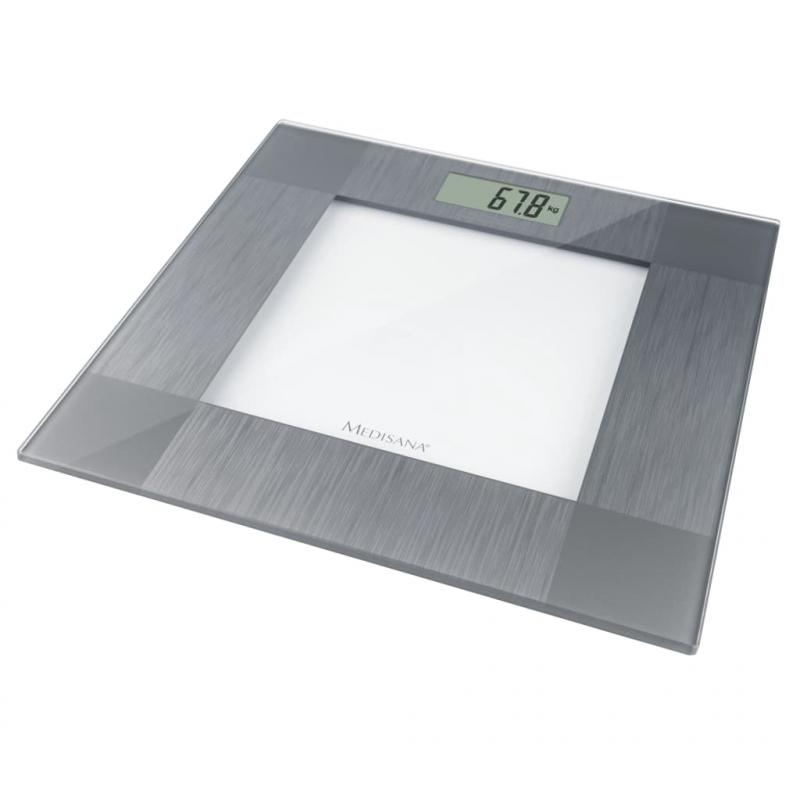 Medisana Personenwaage PS 401 150 kg Silbern