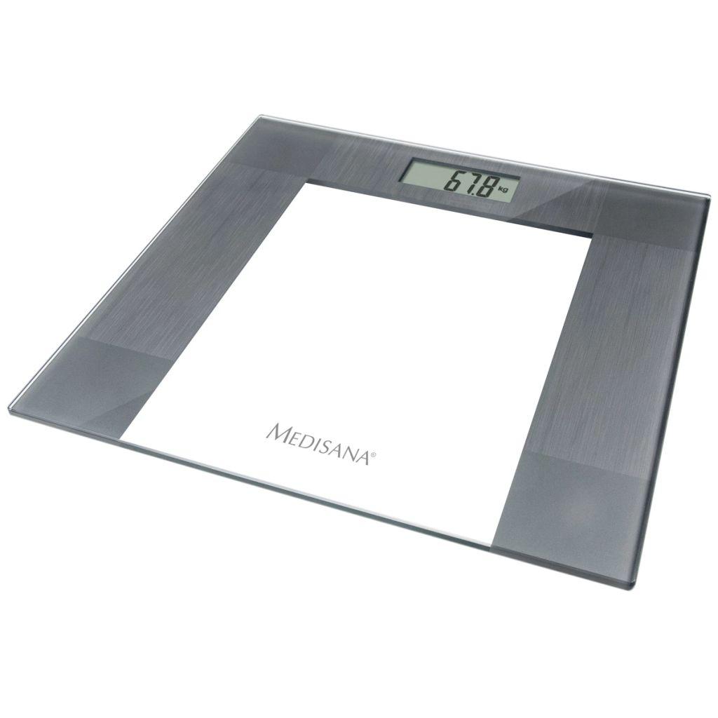 Medisana Glaswaage Personenwaage Gewichtswaage PS 400