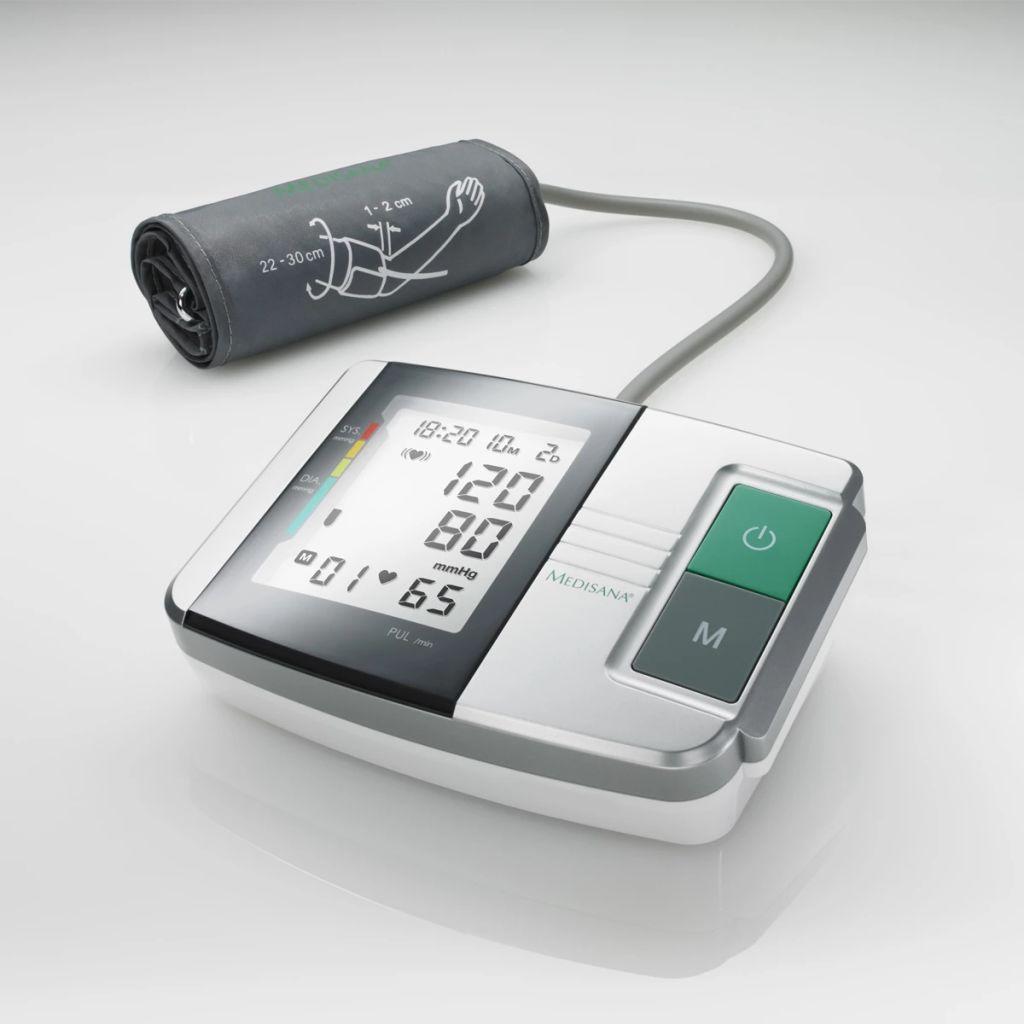 Medisana Automatisches Oberarm-Blutdruckmessgerät MTS