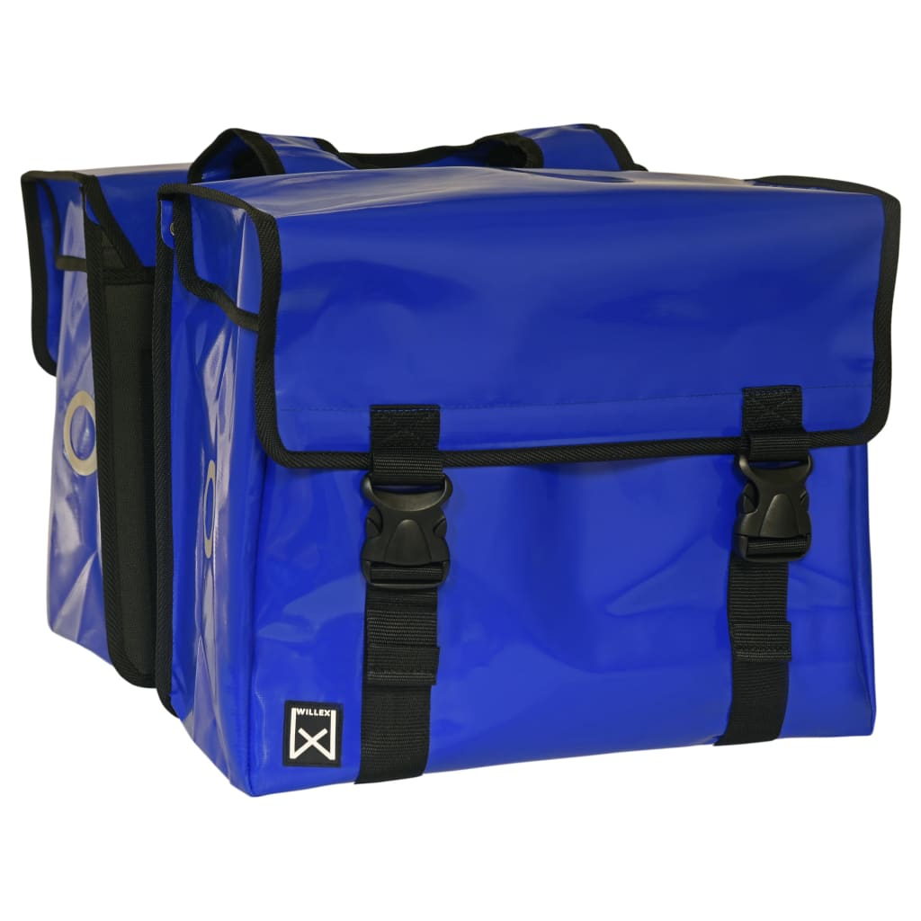 Willex Fahrradtaschen 40 L Blau