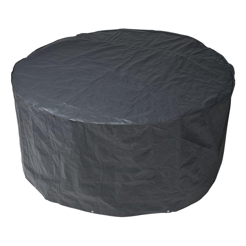 Nature Gartenmöbel-Abdeckung für runde Tische 205x205x90 cm