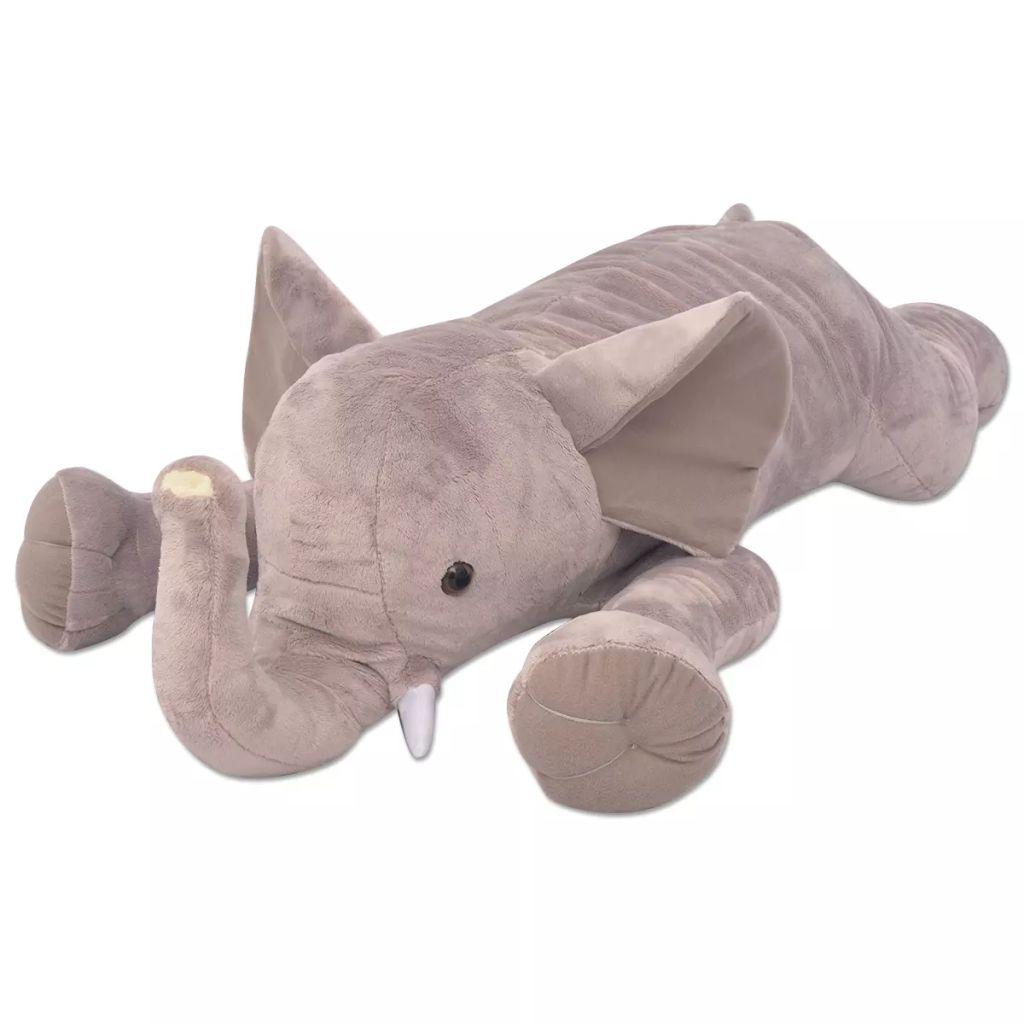 Kuscheltier Elefant XXL 120 cm