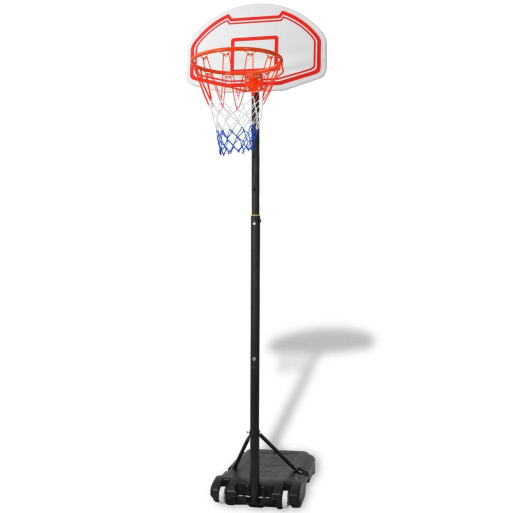 Mobiler Basketballkorb 250 cm
