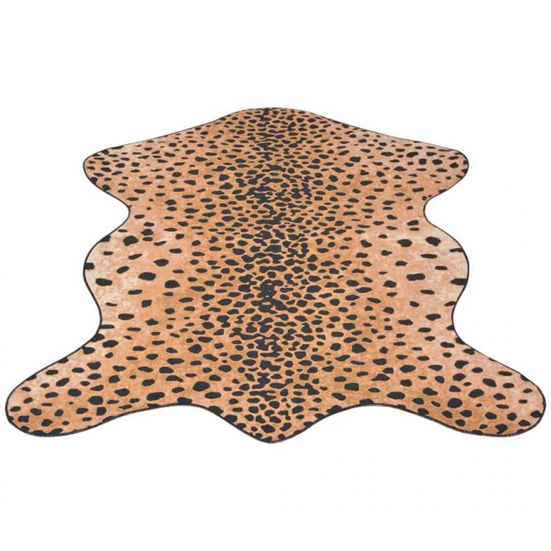 Teppich Fellimitat Gepard 150 x 220 cm