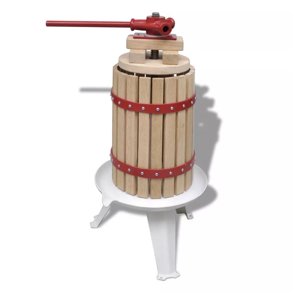 Obst- und Weinpresse 6 L