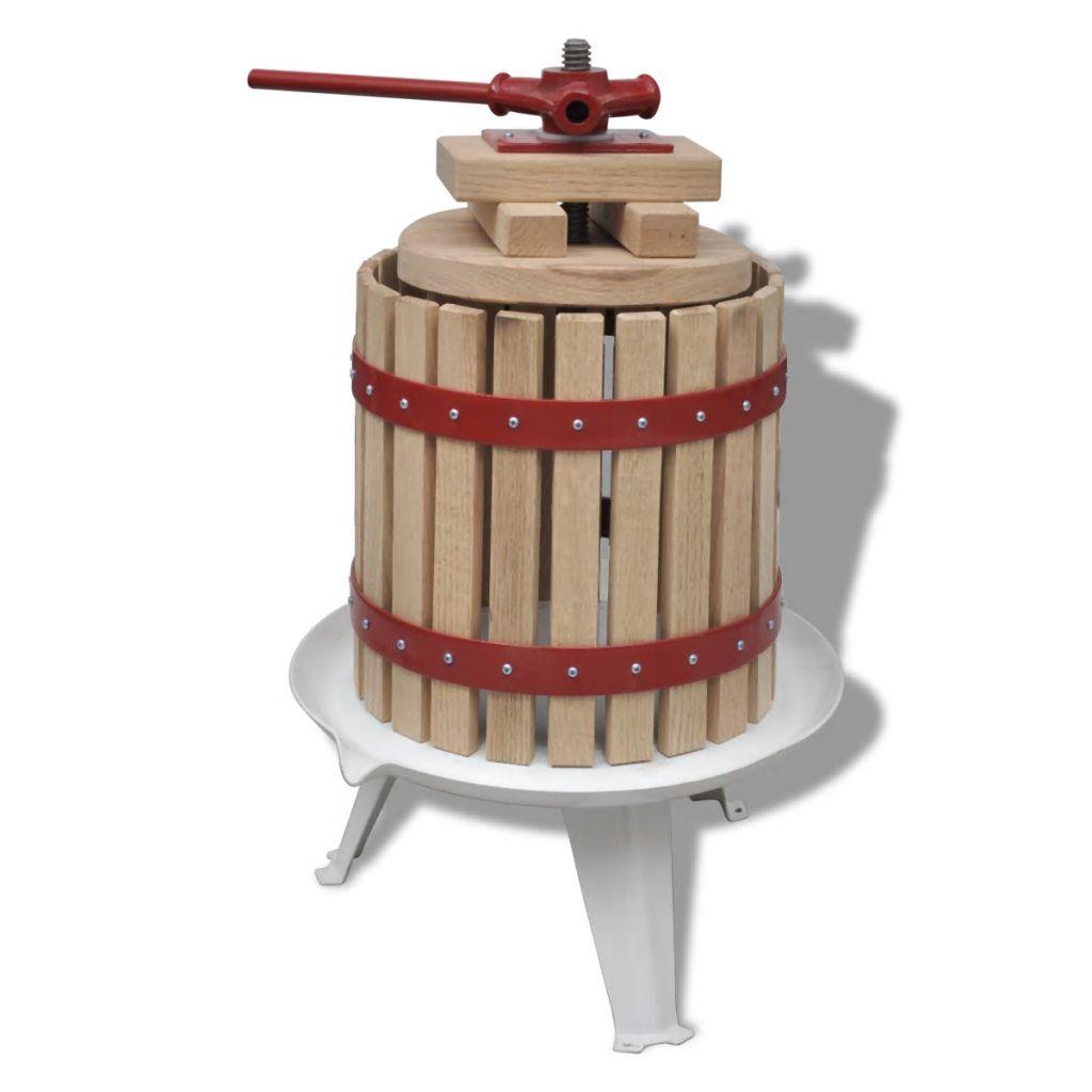 Obst- und Weinpresse 12 L