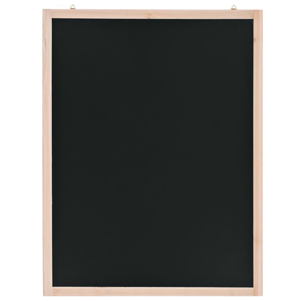 Wandtafel Zedernholz 60×80 cm