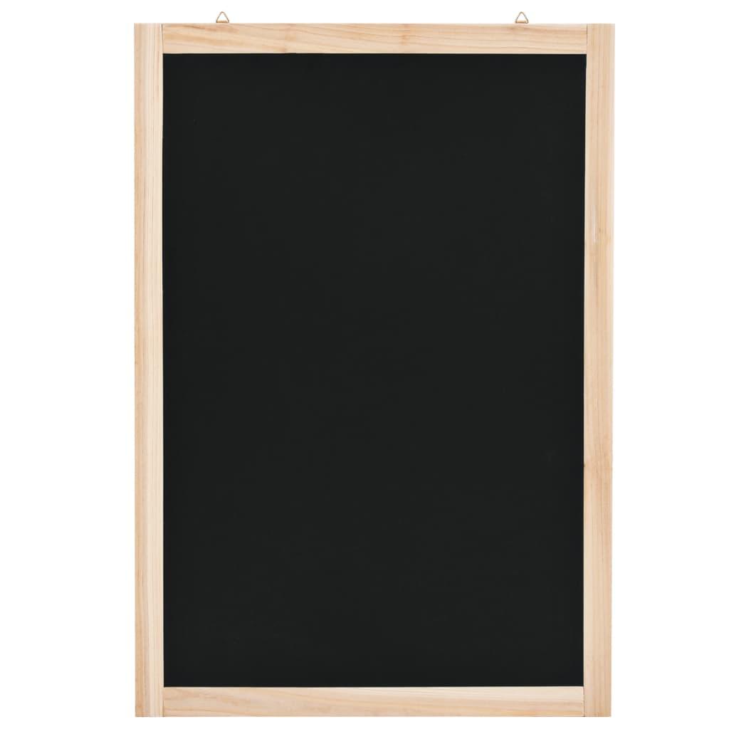 Wandtafel Zedernholz 40×60 cm