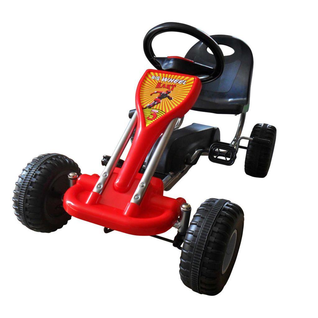Pedal Go-Kart Rot
