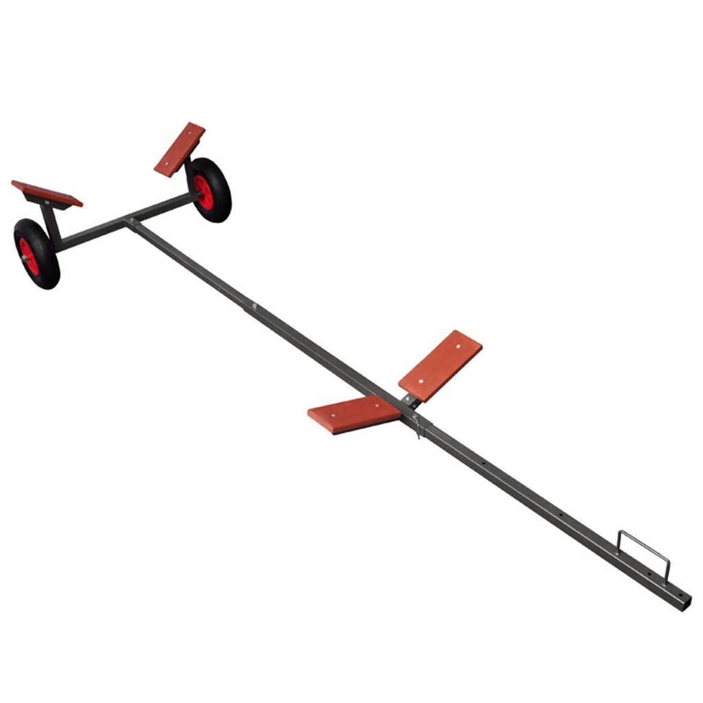 Bootstrailer Anhänger bis max. 160 kg