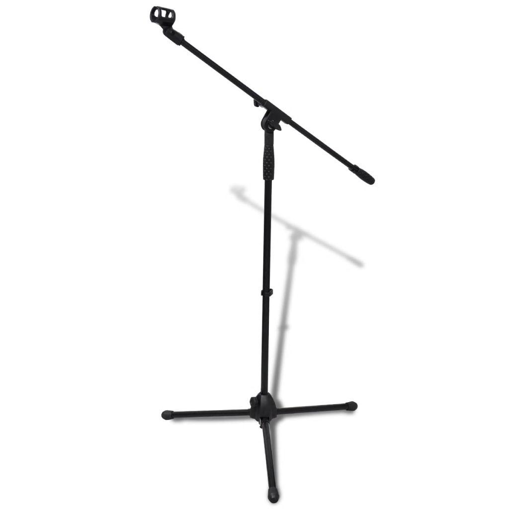 Verstellbarer Mikrofonständer