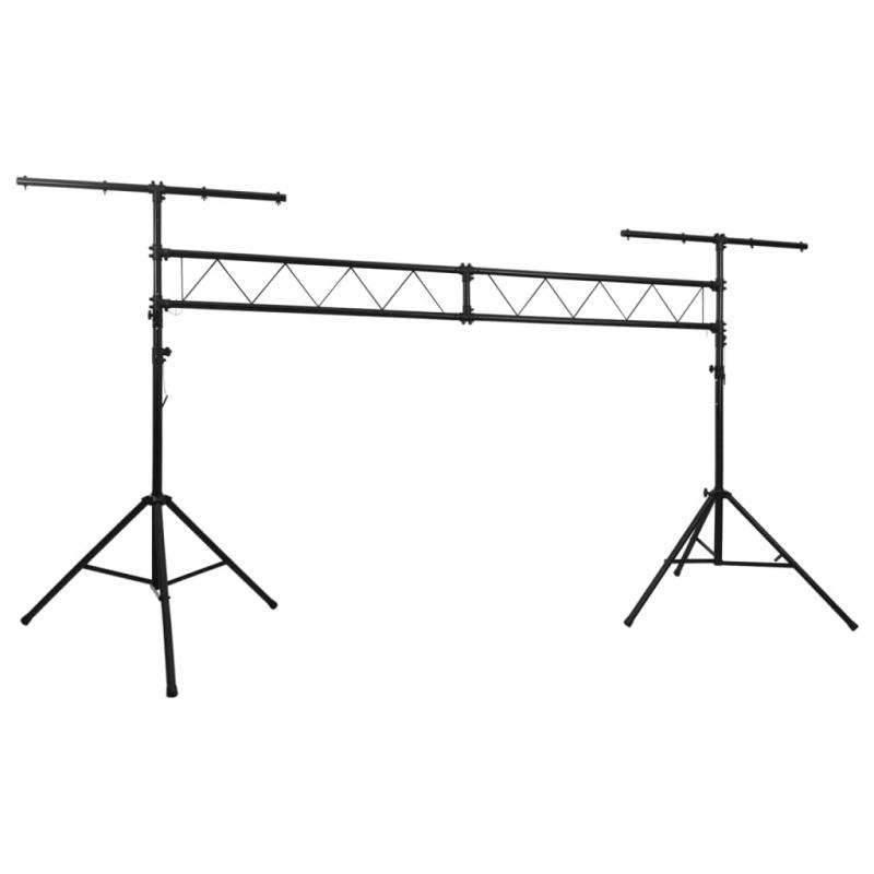 Tragbares Licht-Traversen-System mit 2 Stativen 3 m
