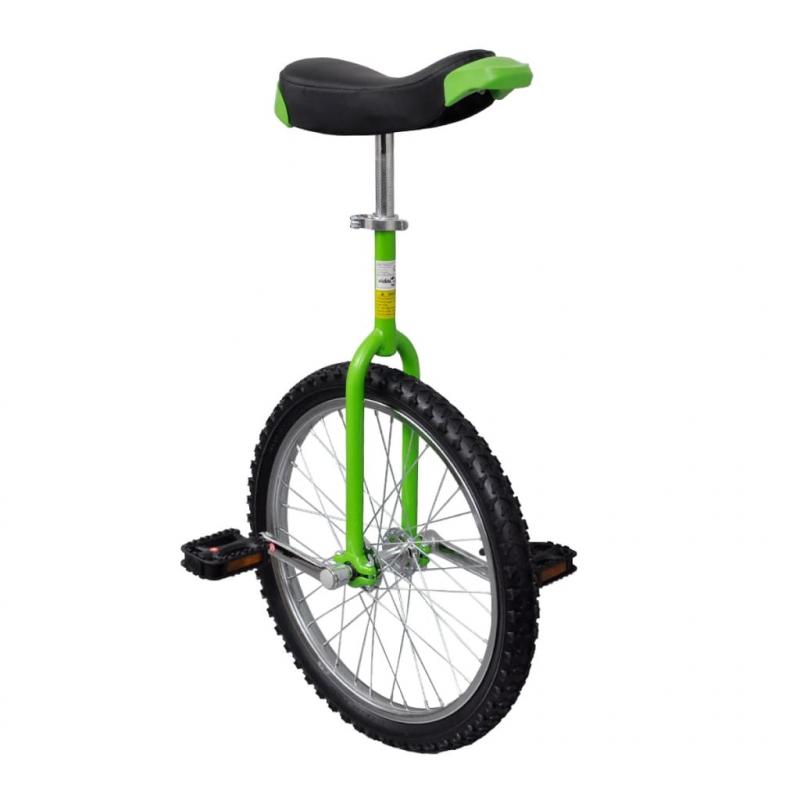 Einrad 20 Zoll Einstellbar Grün