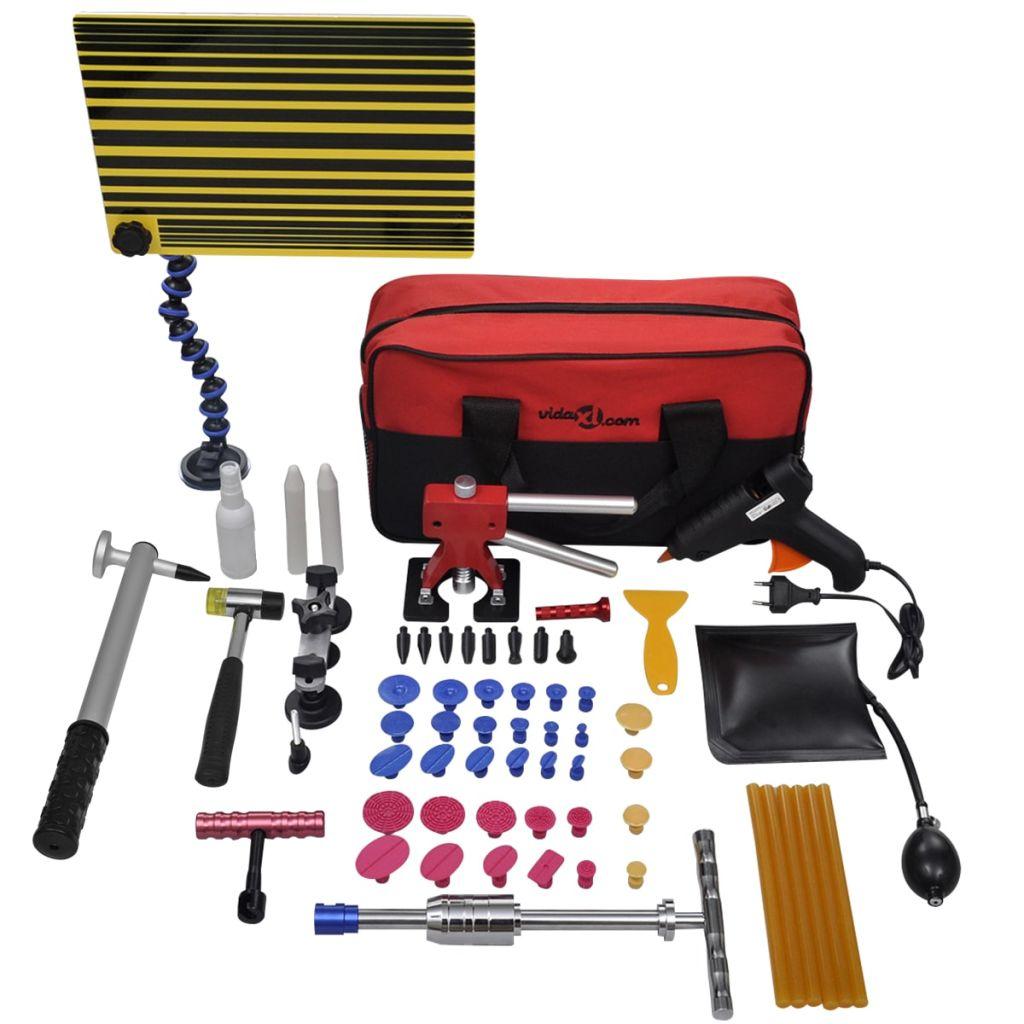 Ausbeulwerkzeug-Set mit Tragetasche XXL