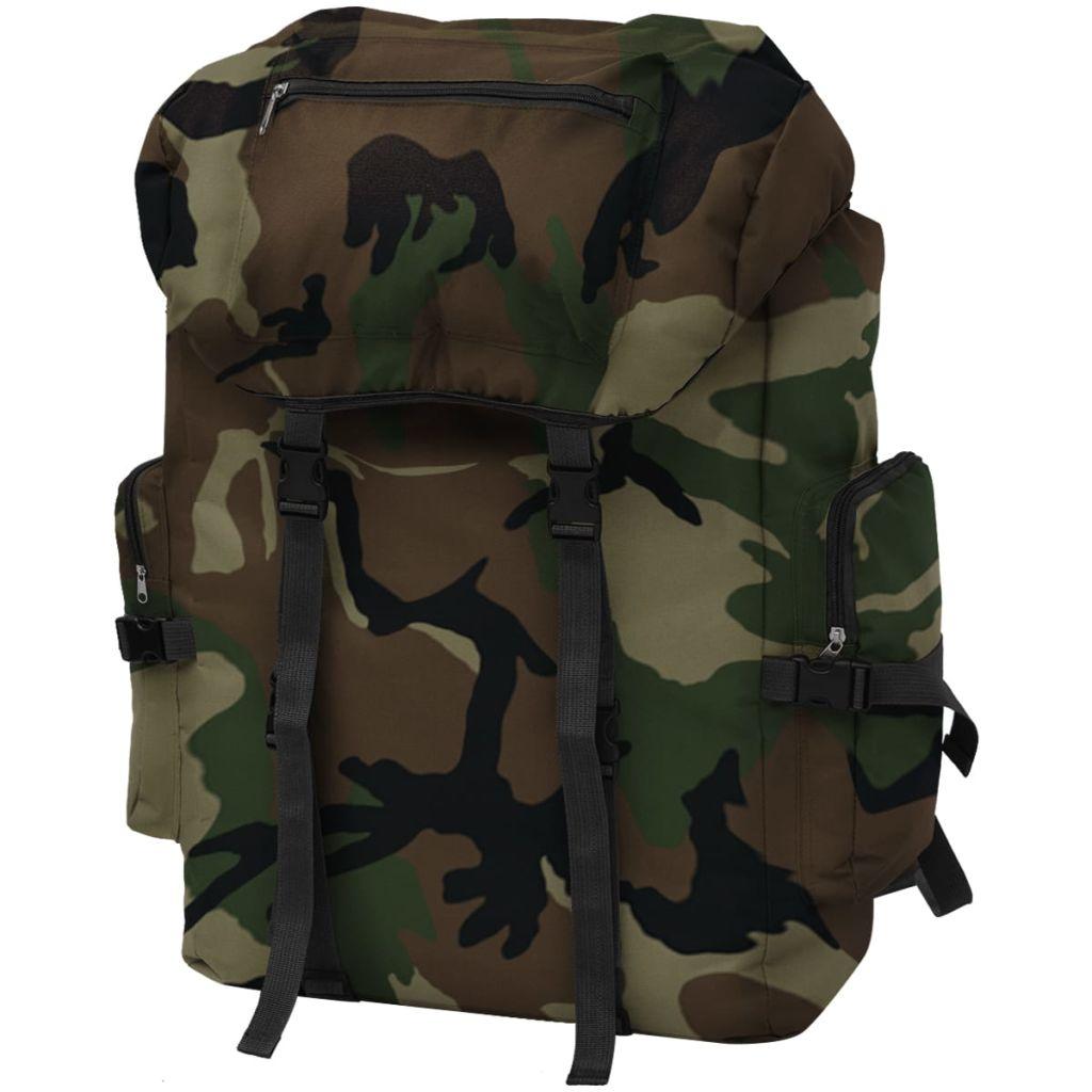 Armeerucksack 65 L Camouflage