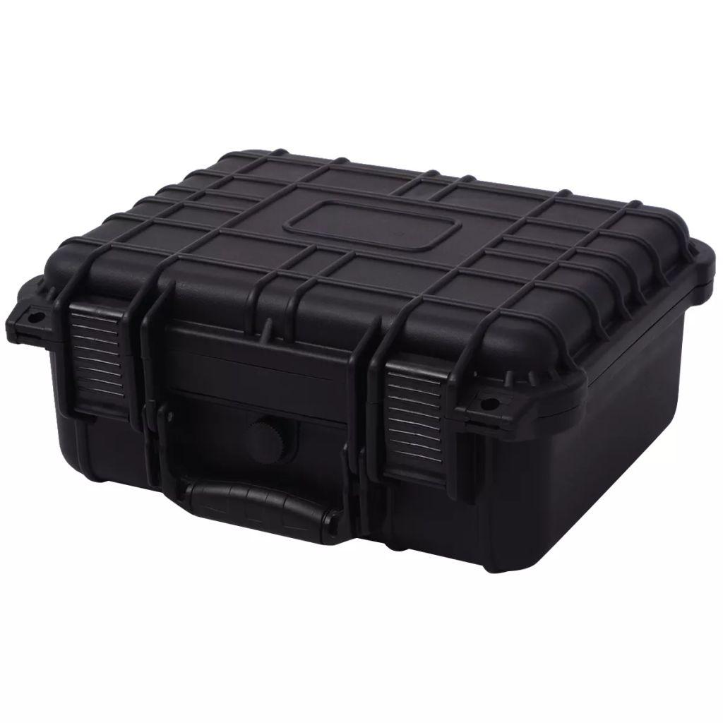 Universalkoffer 35x29,5x15 cm Schwarz