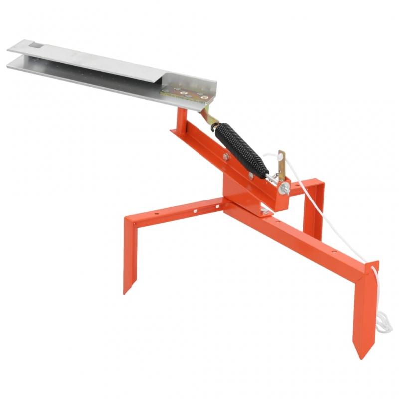 Tontauben-Auswerfer Stahl