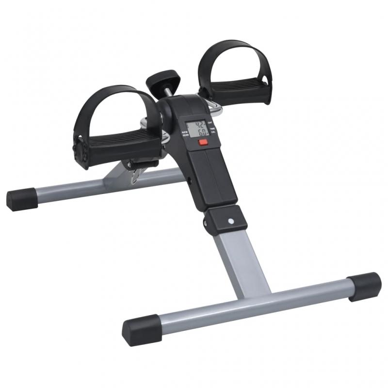 Pedaltrainer für Beine und Arme mit LCD-Anzeige