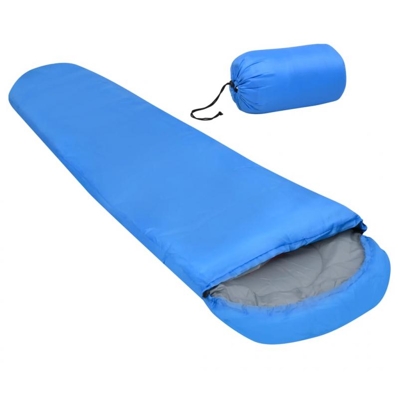 Leichter Schlafsack Blau 15? 850g