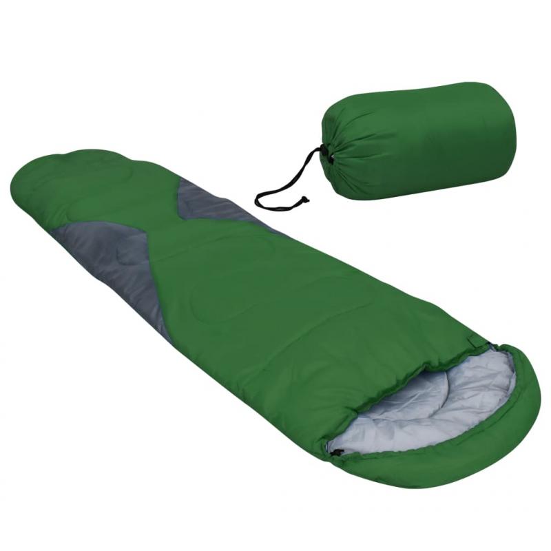 Schlafsack Grün 5? 1400g