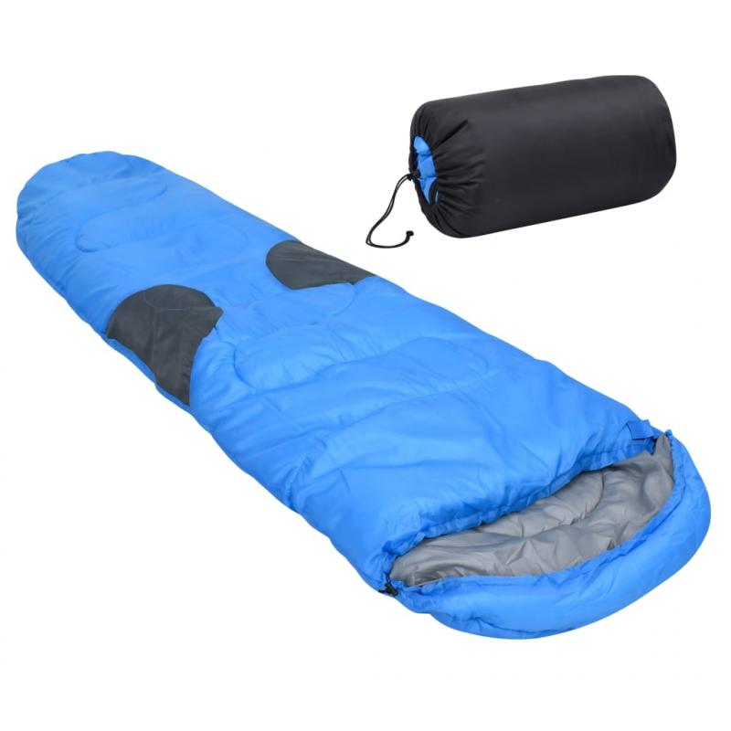 Schlafsack Blau -5? 2000g