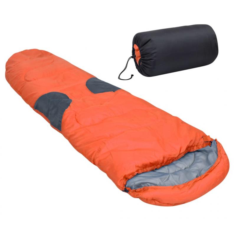 Schlafsack Orange -5? 2000g