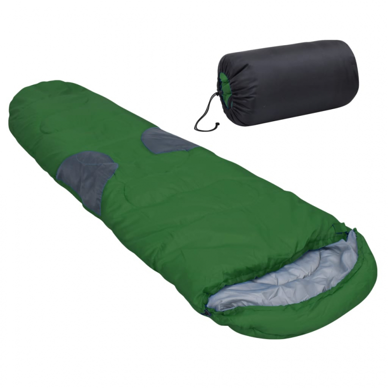 Schlafsack Grün -5? 2000g
