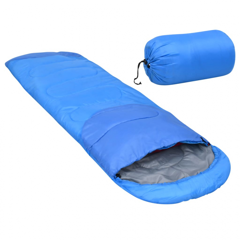 Schlafsack Blau 10? 1000g