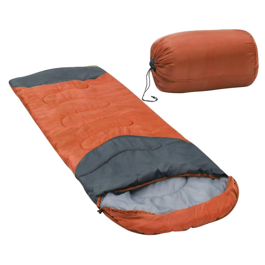 Schlafsack Orange 10? 1000g