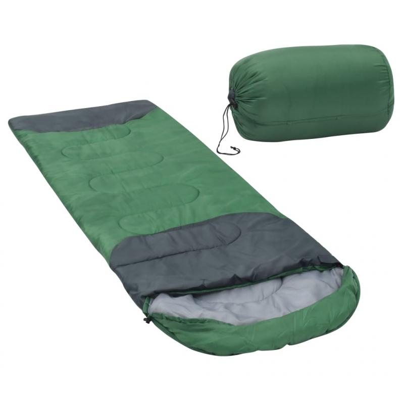 Schlafsack Grün 10? 1000g