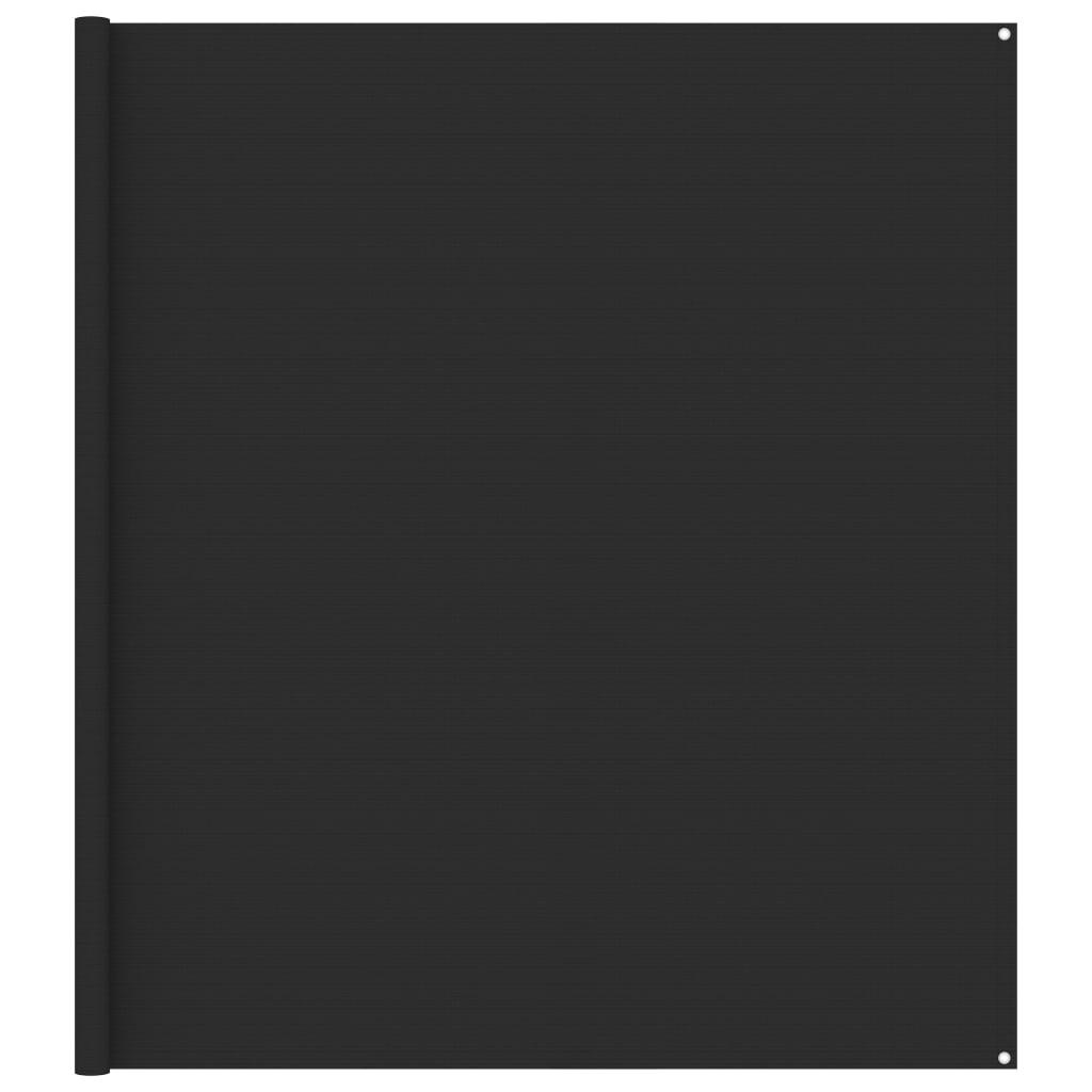Zeltteppich 250x450 cm Anthrazit