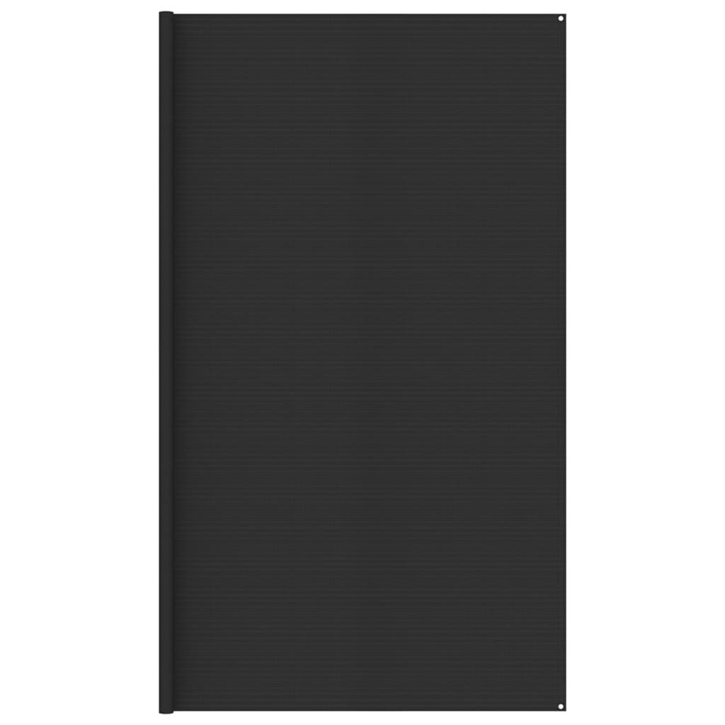 Zeltteppich 400x400 cm Anthrazit
