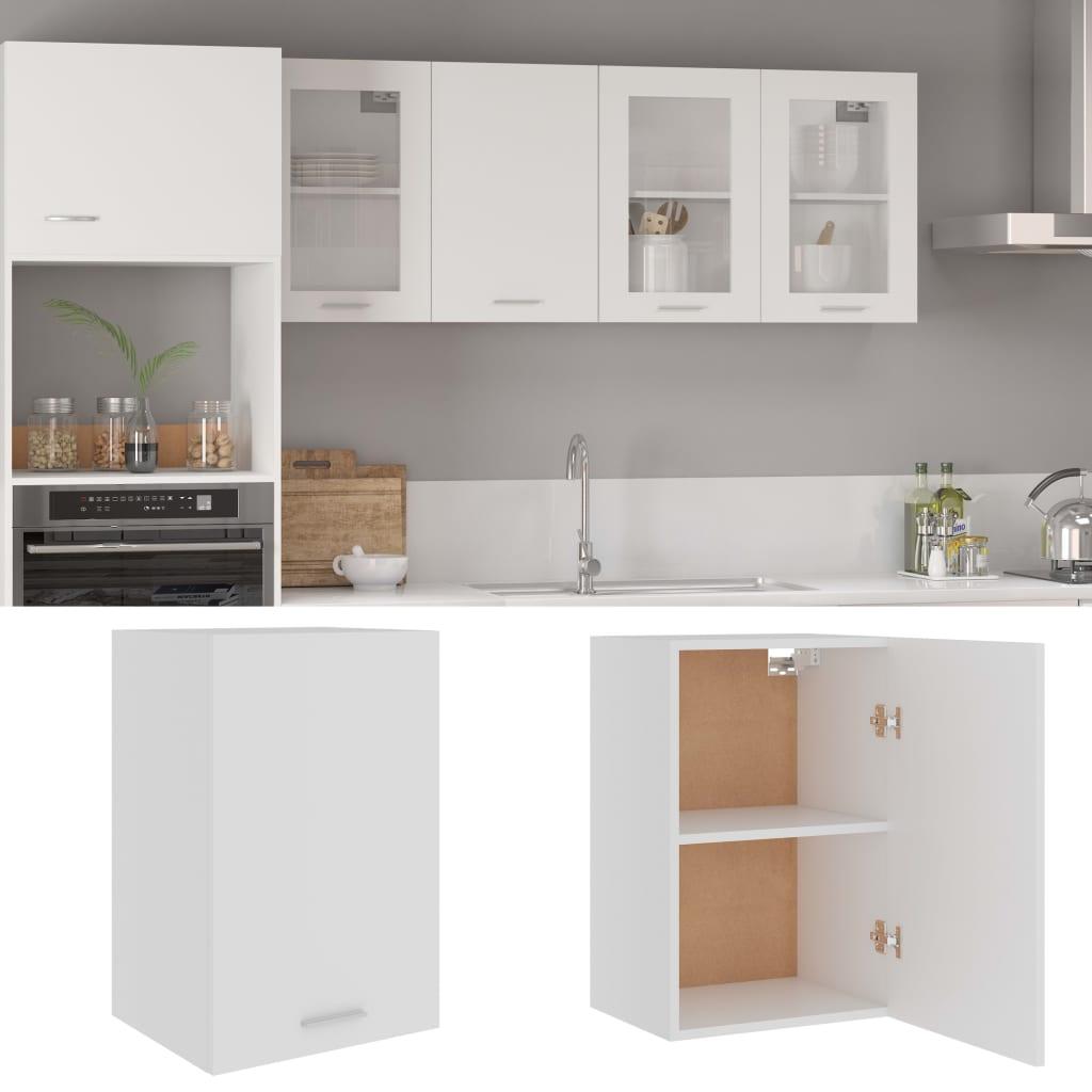 Küchenschrank Weiß 39,5x31x60 cm Spanplatte