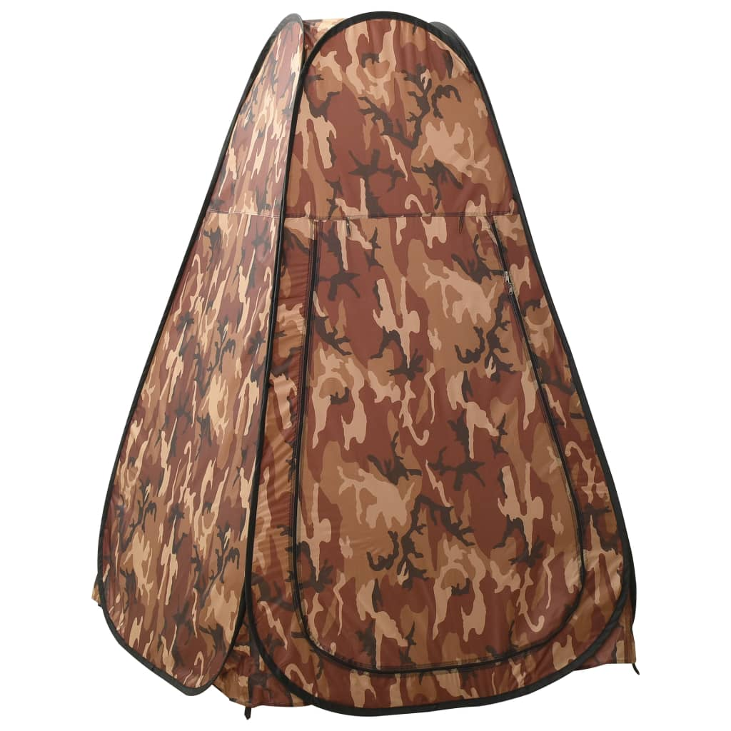 Pop Up Duschzelt Camouflage