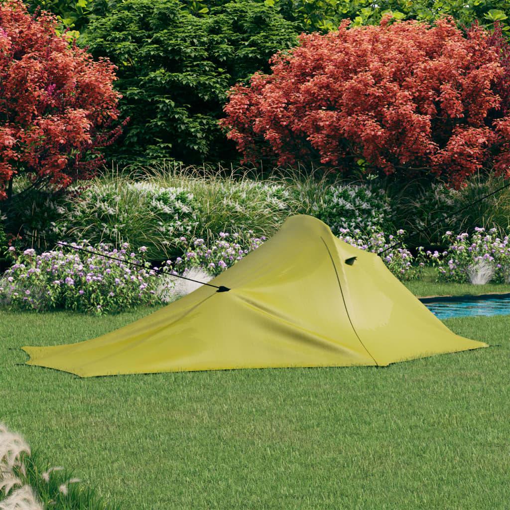Campingzelt 317x240x100 cm Grün