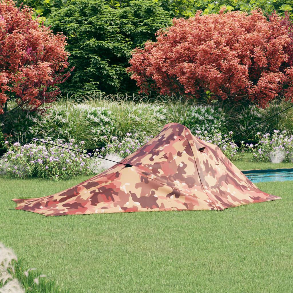 Campingzelt 317x240x100 cm Camouflage