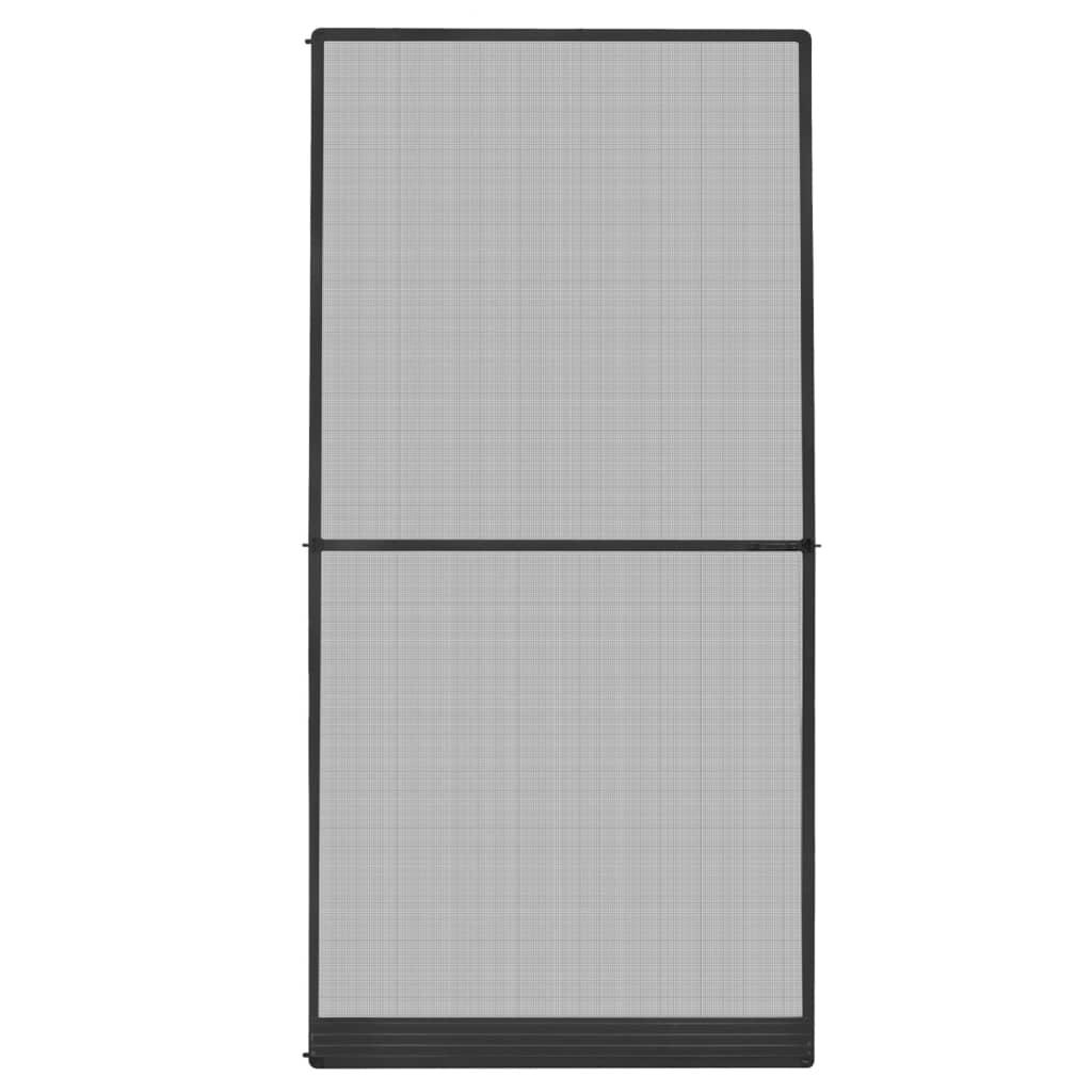 Insektenschutz für Türen Anthrazit 120x240 cm