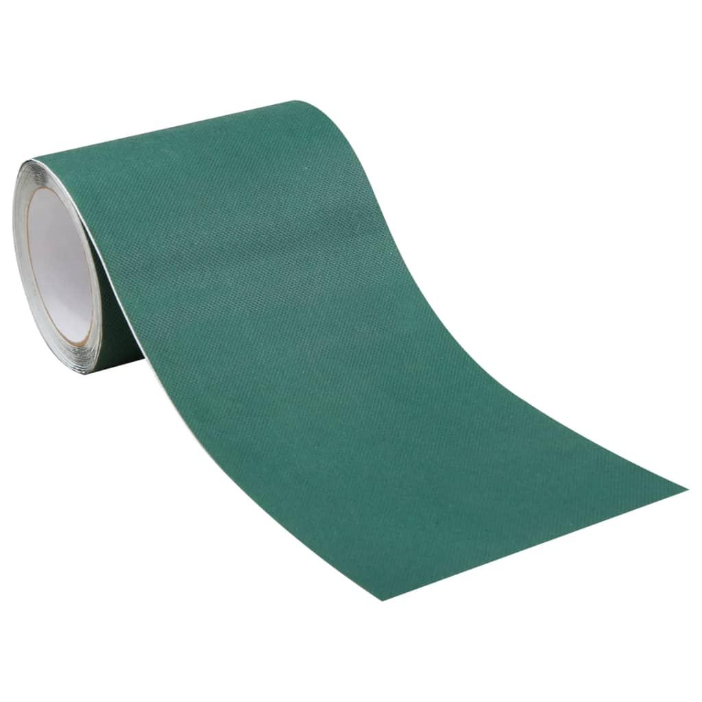 Doppelseitiges Kunstrasenband 0,15x10 m Grün
