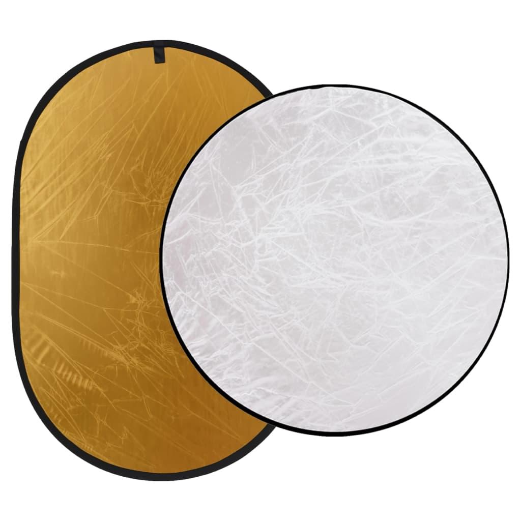 5-in-1 und 2-in-1 Reflektor Set mit Aufbewahrungstaschen