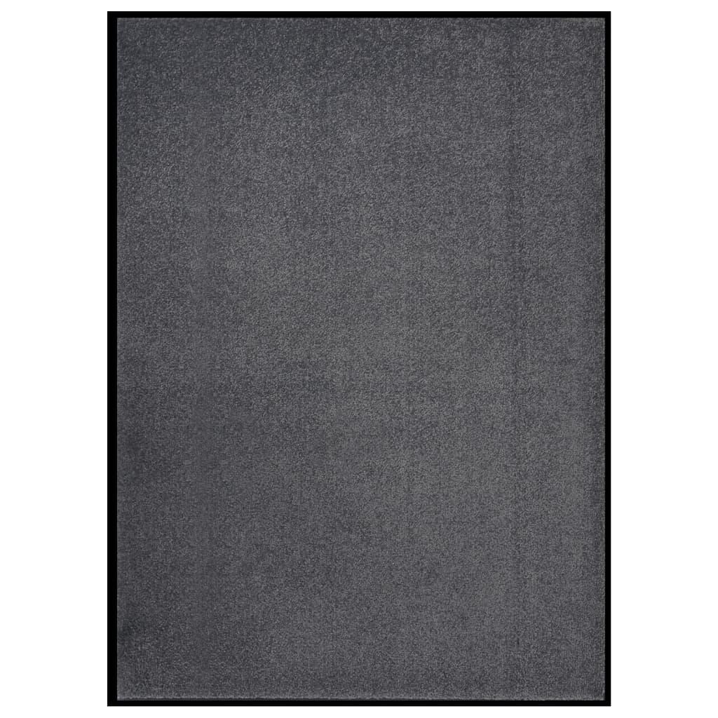 Fußmatte 60x80 cm Anthrazit
